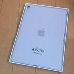 旧版iPad Pro(9.7)純正シリコンケースを急いで買ったのでレビュー