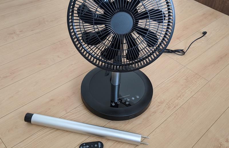 アレクサ対応扇風機5